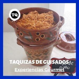 Tinga de pollo - Servicio de Arroz - Servicio de Taquizas de Guisados a domicilio en Querétaro