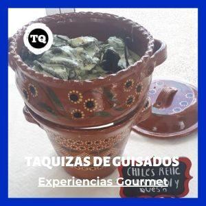 Rajas con crema - Servicio de Taquizas de Guisados a domicilio en Querétaro