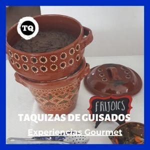 Frijoles - Servicio de Taquizas de Guisados a domicilio en Querétaro